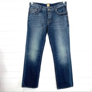 Sz 33 Hugo Boss Orange Ferry Regular Fit Jeans